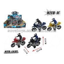 Brinquedos do poder da fricção da motocicleta do artigo quente