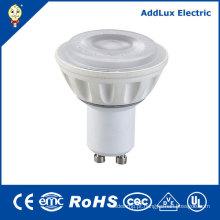 Lâmpada LED de 220V AC 5W COB Gu5.3 LED