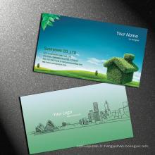 Carte de visite, Conception de cartes de visite, Impression de cartes de visite