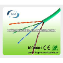 LAN cable 24AWG cat5 CCA Cable