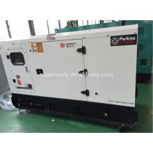 CE дизельный генератор ISO 60kva с двигателем UK Perkns 1104A-44TG1