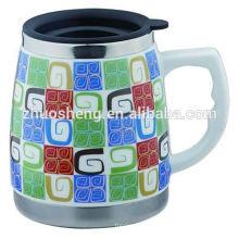 самый продаваемый продукт, сделанный в Китае высокое качество пользовательских керамическая кружка кофе принтер