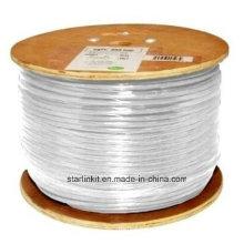 High Speed CAT6 Geschirmtes STP Bulk Ethernet Kabel 305m Weiß
