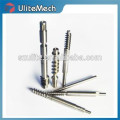 ShenZhen Servicio OEM Tight Tolerance CNC Lathe Partes