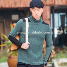 16STC8031 fashion men winter warm turtleneck sweater