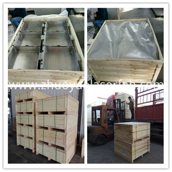 sheet metal fabrication packing