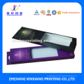 Customized Size Printing Retail Elegant Hair Extension Packaging Boxes with Window