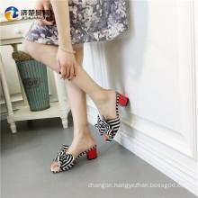 Summer cool casual wear slippers women sandal slides footwear