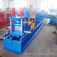 80-300 C purlin New Condition and Steel Frame & Purlin Tipo de máquina Canal de borde de acero