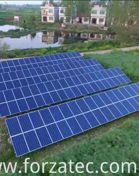 40KW solar power system