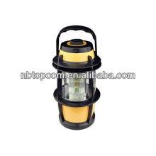 30 lanternes de camping dirigées