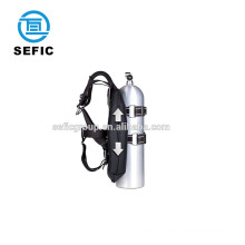 export to Chile diving equipment breathing air tank with YOKE valve