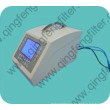 Verificador automático da integridade do ponto da bolha / difusão