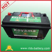 Koyama 12V 100ah Mf Auto-LKW-Batterie DIN100