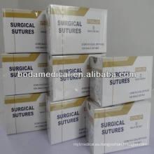 Productos quirúrgicos catgut cromo