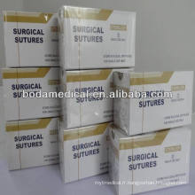 Produits de catgut chromique chirurgical