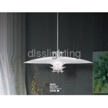 Modern white pendant lamp 8018P