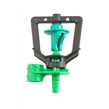 Micro pulverizador de irrigação para sistema de irrigação com efeito de estufa