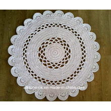 Hand Knitting T-Shirt Yarn Crochet Rug Blanket Home Decoration Carpet