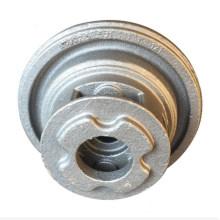 Лучшая цена завод углеродистая сталь литья металлических деталей