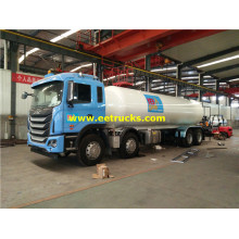 35 M3 JAC LPG Delivery Tanker Vehicles