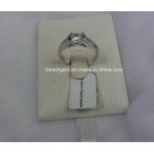 Cúbicos Circonia joyería de plata anillos (SAM_5925)