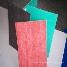Verbund-Asbestplatte mit verstärkter Stahlplatte