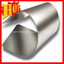 China fabricante 0.001mm espessura Gr2 titânio médico Foils