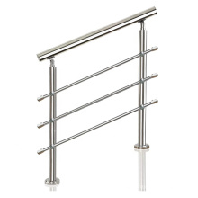 Stainless Steel Indoor Balusters Ss Baluster For Balcony New Design Ss Baluster