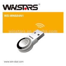 Wireless-N mini USB 2.0 wifi Adapter .802.11n carte réseau sans fil 150M