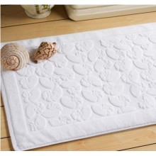 Canasin 5 Star Bath Mat White