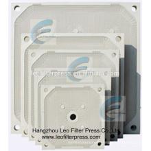De filtre de plat de membrane de membrane, plaque filtrante de membrane d'opération de presse de filtre de membrane de presse de filtre de la Chine Leo, fabricant Chine