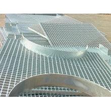 Plancher en acier galvanisé