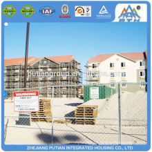 New design environmental steel customized prefabricated hotel