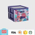 top quality beautiful practical kids plastic cabinet for household store small sundries