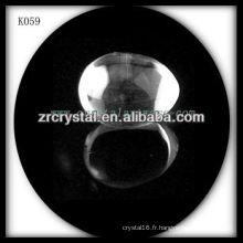 belle boule de cristal k9 K059