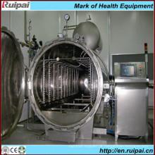Condicionamento (pulso de pulverização lateral) Tipo Esterilizador