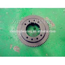 black coating Single-Row slewing bearing
