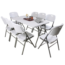 Rectangle Outdoor Plastic Folding Table On SaleRectangle Outdoor Plastic Folding Table On Sale