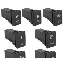 Fog Light Switch for Toyota DC 12V Fog Lamp on/off LED Foglight Switch Button Hot Selling