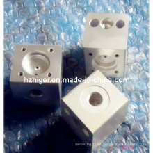 Parte de mecanizado CNC Partes de máquina de aluminio Mecanizado de piezas