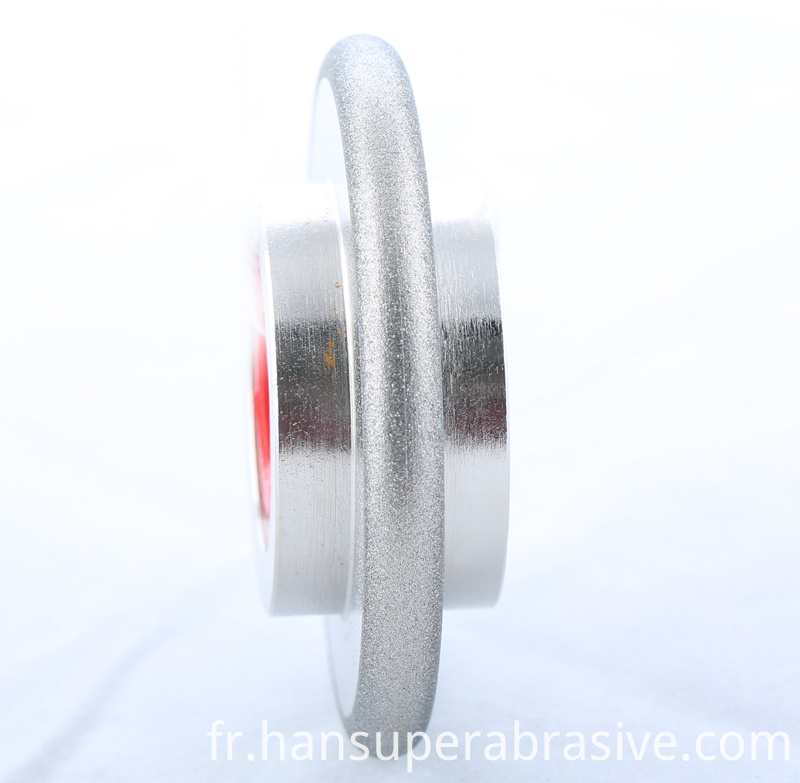 Diamond Lapidary Glass Convex Carving Grinding Wheel