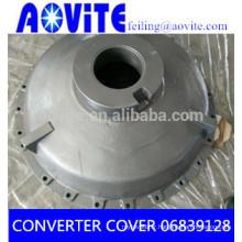 Terex hydraulique convertisseur de couple couvercle 06839128