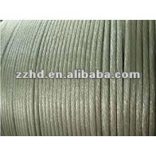 fil aérien de fil d'antenne de ligne électrique en aluminium