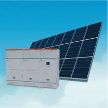 Sistema de habitação Solar 60KW