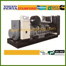 Gerador elétrico 600KW / 750KVA