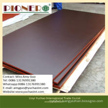 Recycled Core Low Price Film Faced Plywood for Building Materials