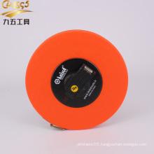 Retractable ABS Case Fiberglass Tape Measure