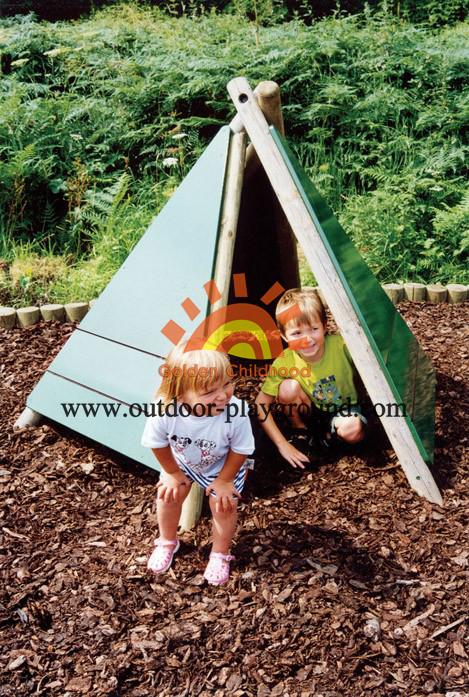 Wigwam Outdoor Playground Playhouse