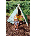 Outdoor Tent Playhouse For Children's HPL Playground